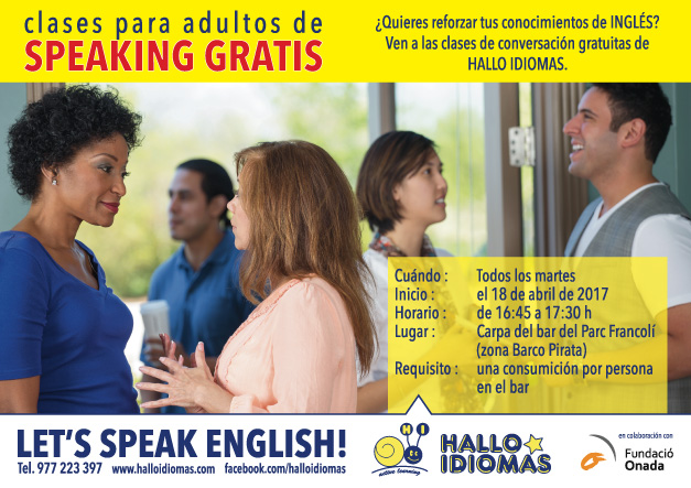 clases speaking